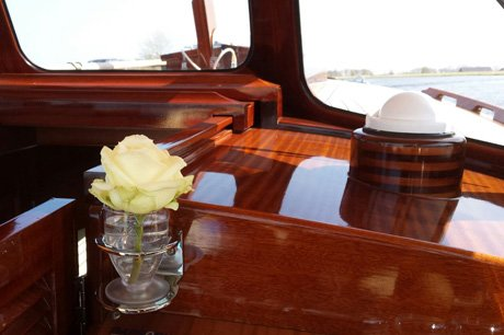 Schippersrijk - Varen in The Rose - Something Special